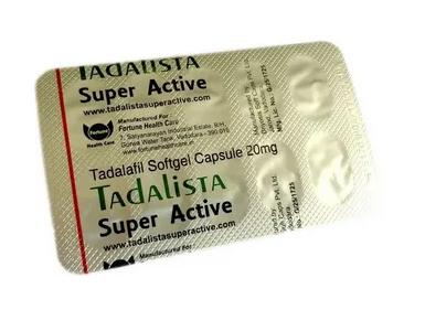 Tadalista super active 20
